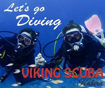 Let's go Diving with Viking Scuba Kabira AD