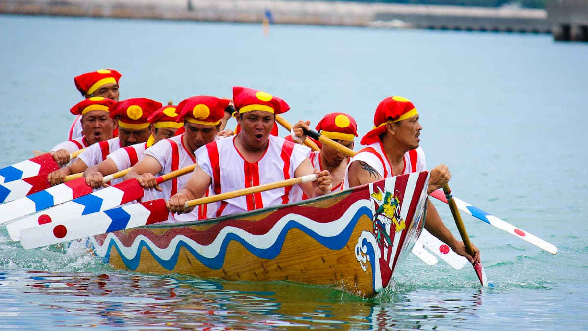 Hari boat race